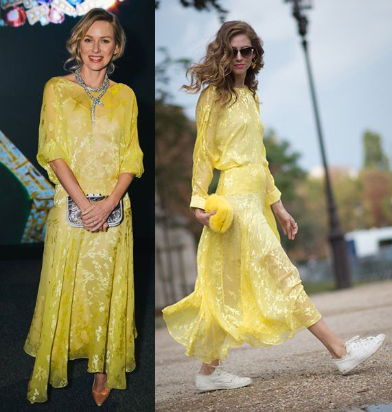 naomi-watts-chiara-ferragni-preen-pre-fall-2014-yellow-dress-who-wore-it-better