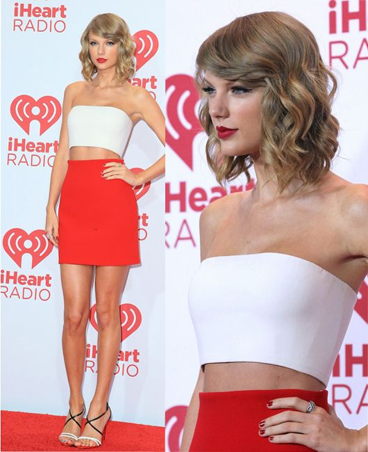 taylor-swift-i-heart-radio-music-festival-red-carpet-2014