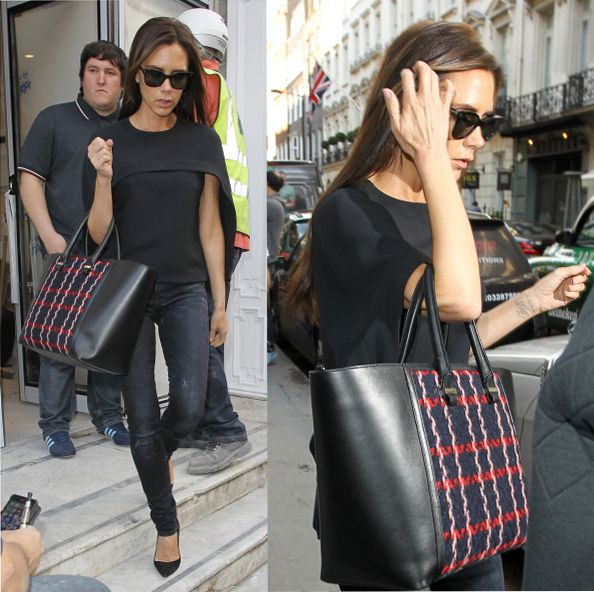 London Celebrity Sightings -  September 12, 2014