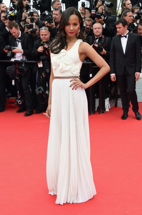 zoe-saldana-victoria-beckham-white-dress-2014-cannes-film-festival