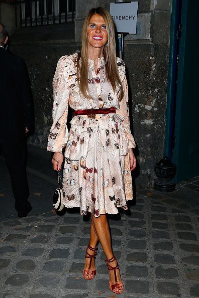Givenchy : Outside Arrivals - Paris Fashion Week Womenswear Spring/Summer 2015