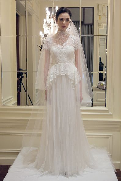 Fall 2015 Bridal Collection - Marchesa - Show