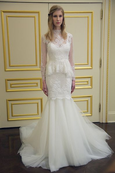Marchesa Fall 2015 Bridal Collection