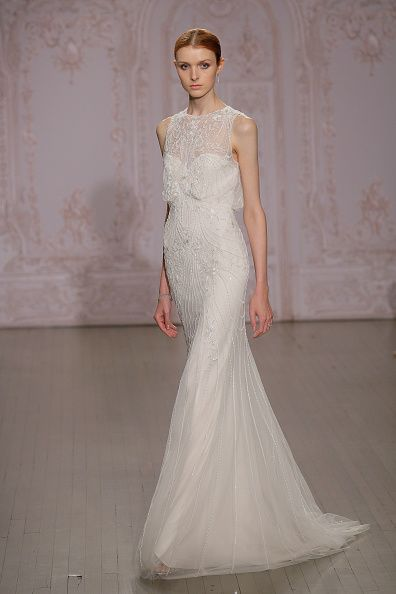 Fall 2015 Bridal Collection - Monique Lhuillier - Show