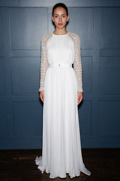 Fall 2015 Bridal Collection - Temperley London - Presentation