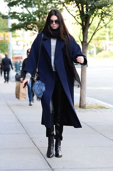 Celebrity Sightings In New York City - October 20, 2014