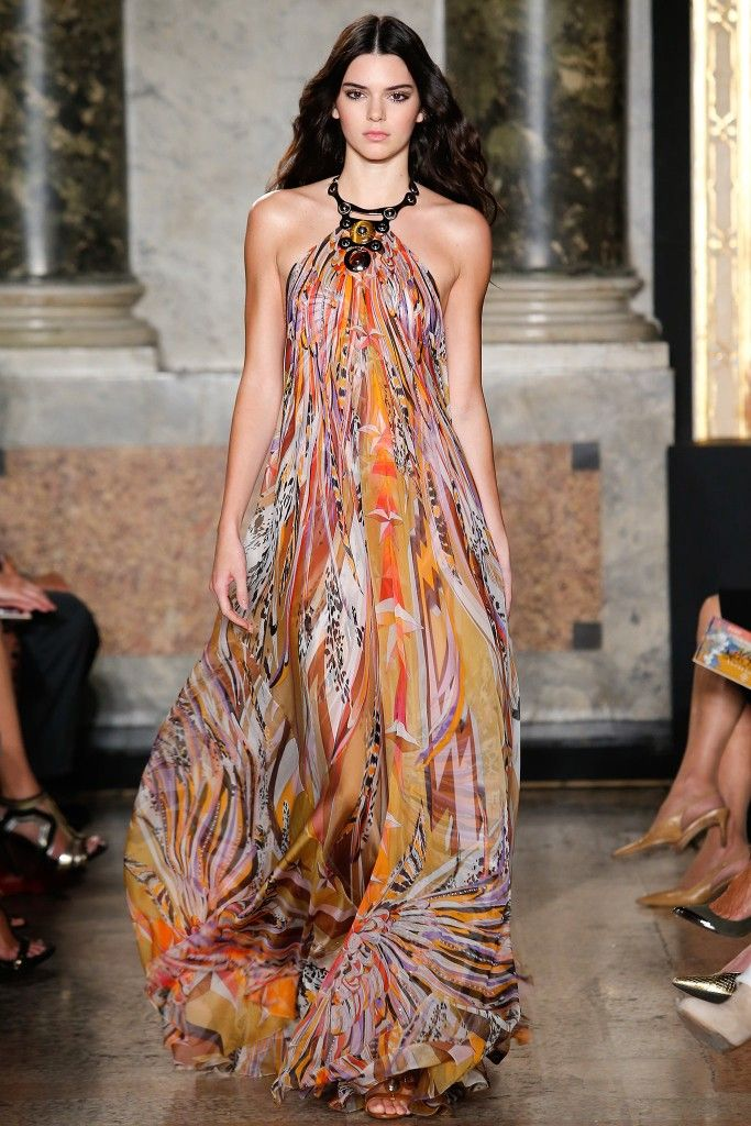 Emilio Pucci SS15 September 20, 2014 MFW