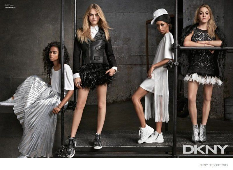 dkny-resort-2015-ad-campaign-silver-black-looks