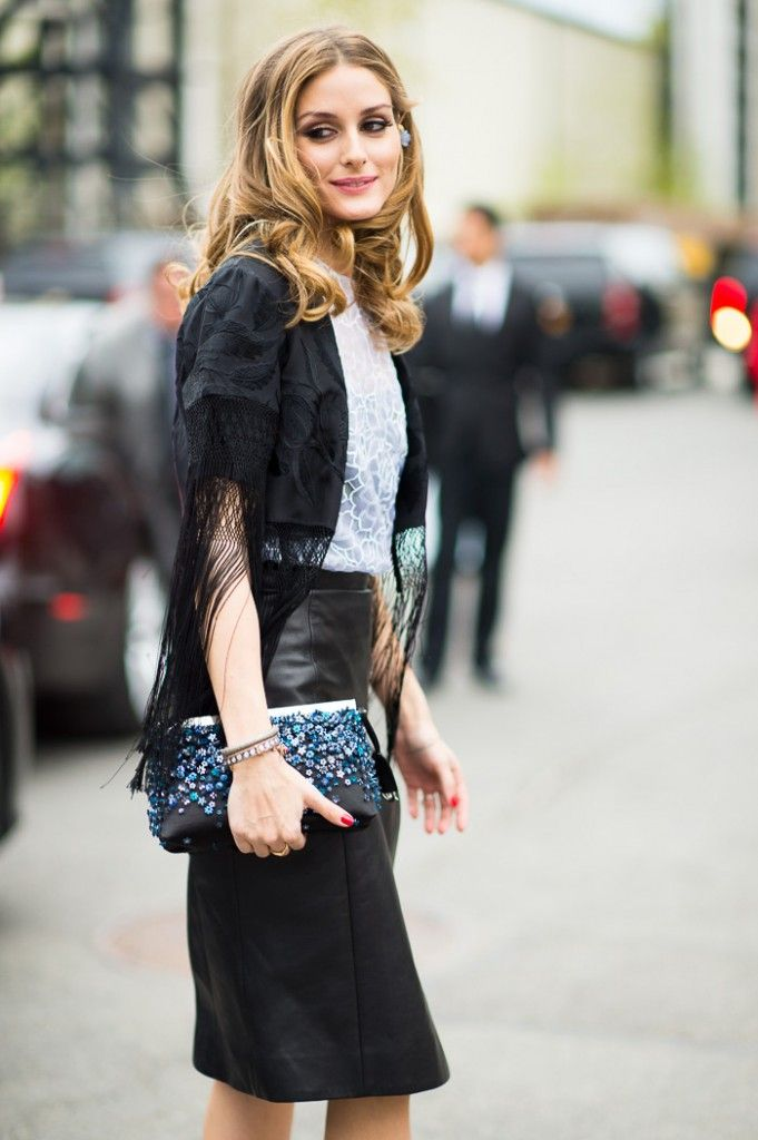 Olivia Palermo at Dior Cruise 2015