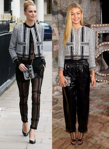 poppy-delevingne-gigi-hadid-same-chanel-resort-2015-jacket