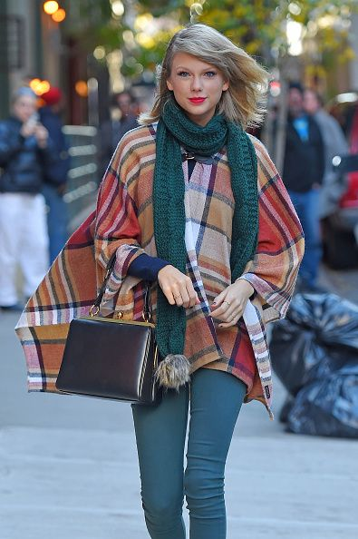 Celebrity Sightings In New York City - November 14, 2014