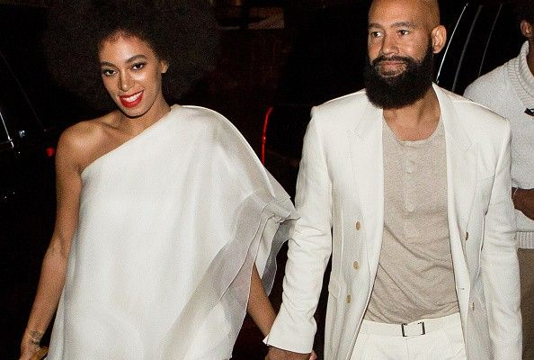 cd021ab9074 We ve got all of Solange Knowles wedding looks (her dress plus 3 Stéphane  Rolland jumpsuits) - LaiaMagazine