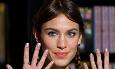Alexa Chung Launches Nails Inc: The Alexa Editions