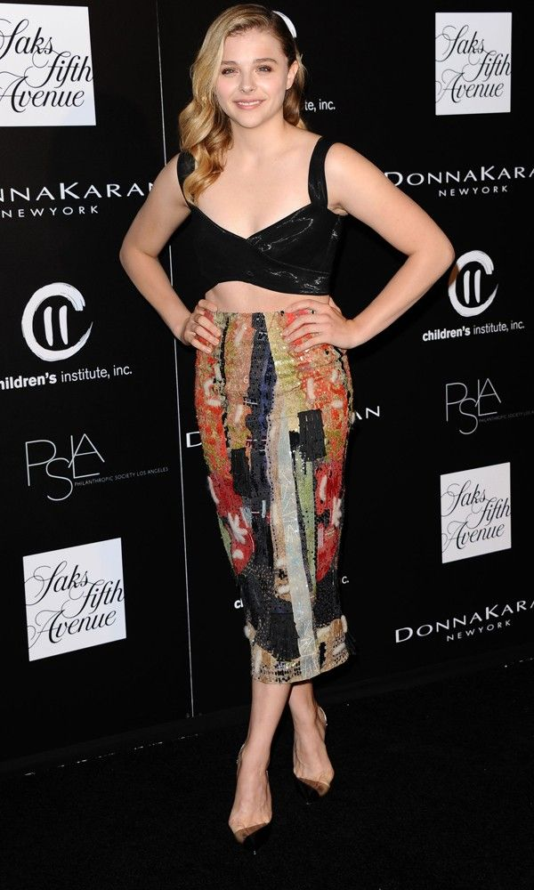 ChloeGraceMoretz-DonnaKaran-5th-Annual-PSLA-Autumn-Party
