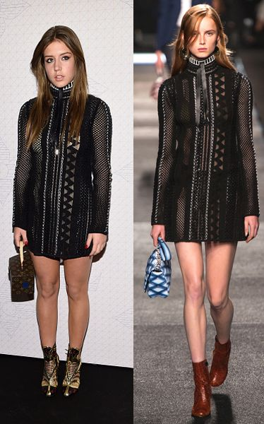 Adèle Exarchopoulos in Louis Vuitton SS15