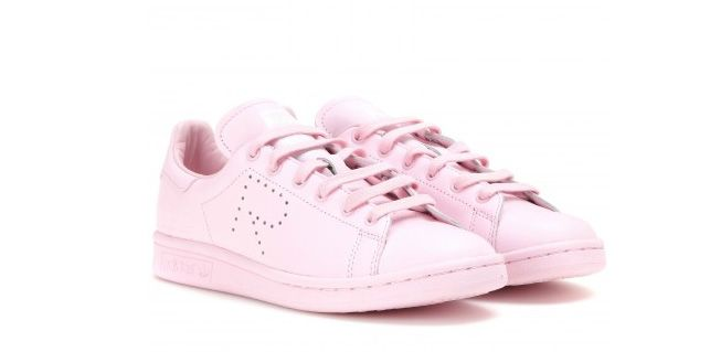 baby pink adidas trainers