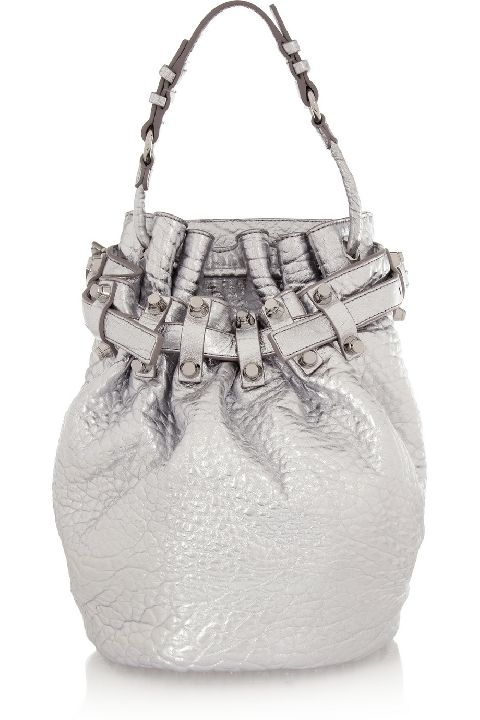 alexander-wang-diego-metallic-textured-leather-shoulder-bag