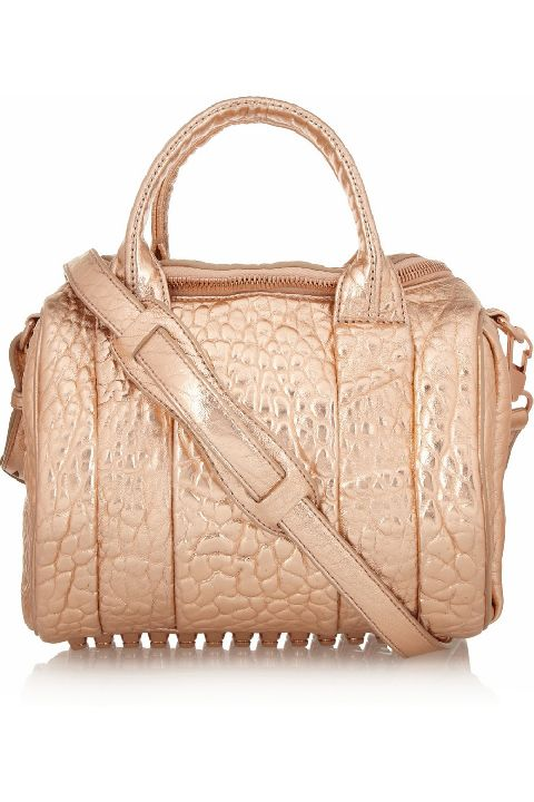 alexander-wang-rockie-dumbo-metallic-textured-leather-tote