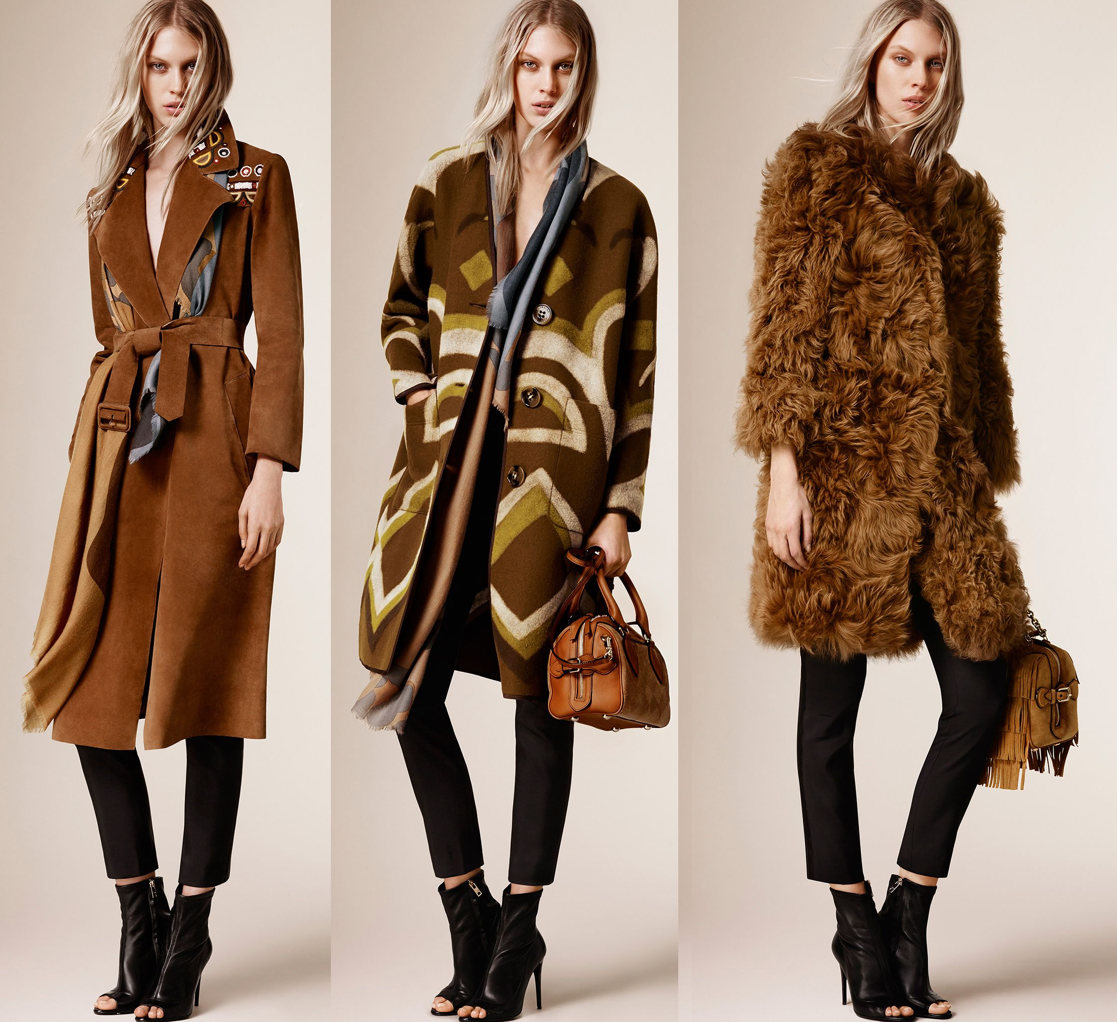 2019 year for women- Pre-fall burberry collection