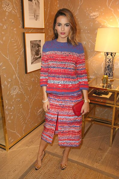 Same here for Camilla Belle in Tory Burch