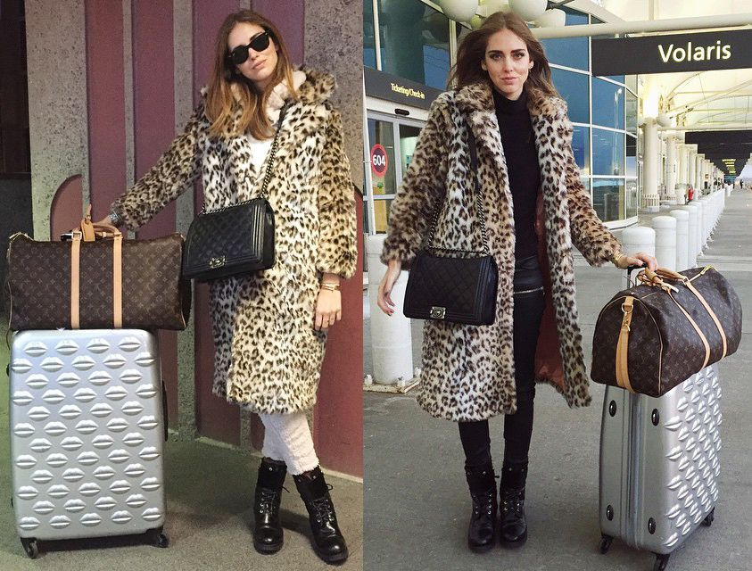 chiara-ferragni-animal-print-fur-coat