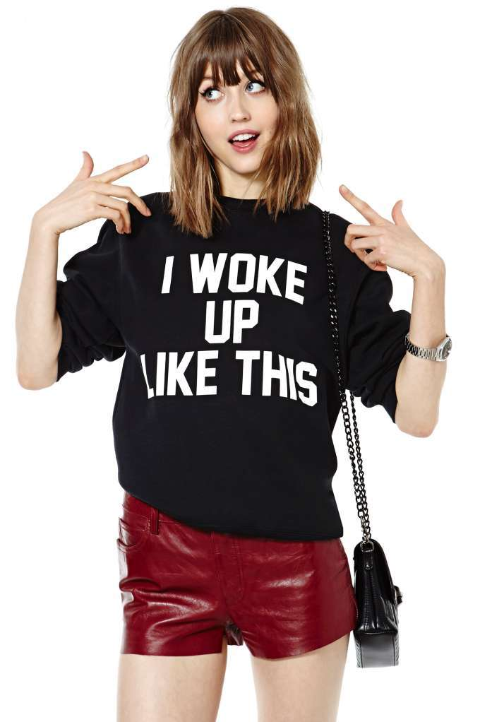 i-woke-up-like-this-sweatshirt