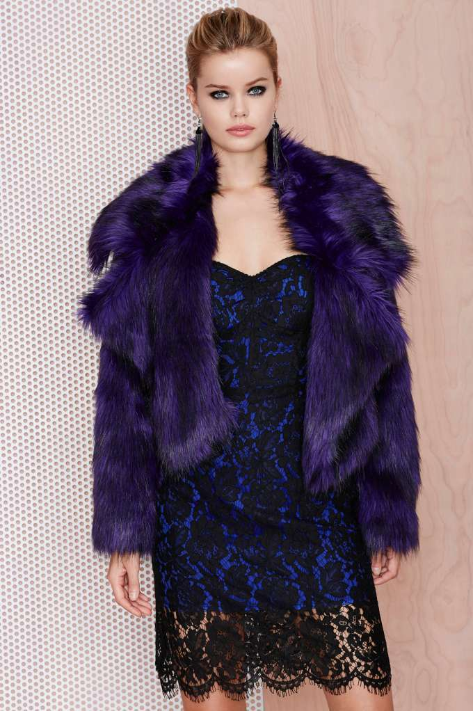 mac-x-nasty-gal-gunner-faux-fur-jacket-and-dress