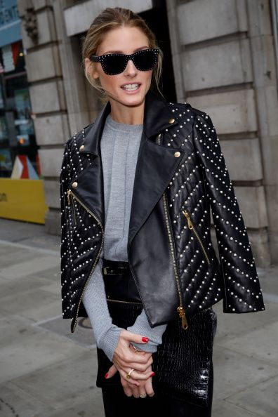Celebrity Sightings On Day 5 At London Fashion Week SS15 - SEPTEMBER 16, 2014