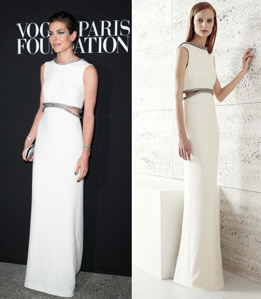 Vogue Foundation Gala Arrivals - Paris Fashion Week : Haute-Couture Fall/Winter 2014-2015