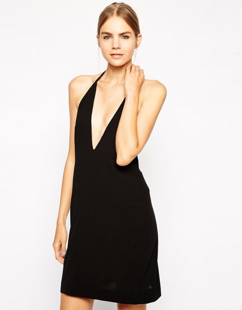 solace-london-mae-plunge-neck-mini-dress-with-open-back