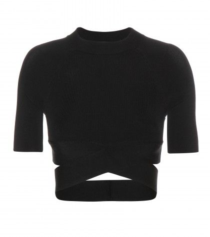 t-alexander-wang-criss-cross-stretch-crop-top
