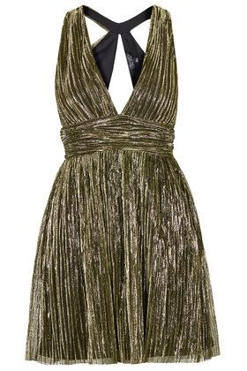 topshop-pleated-halterneck-skater-dress