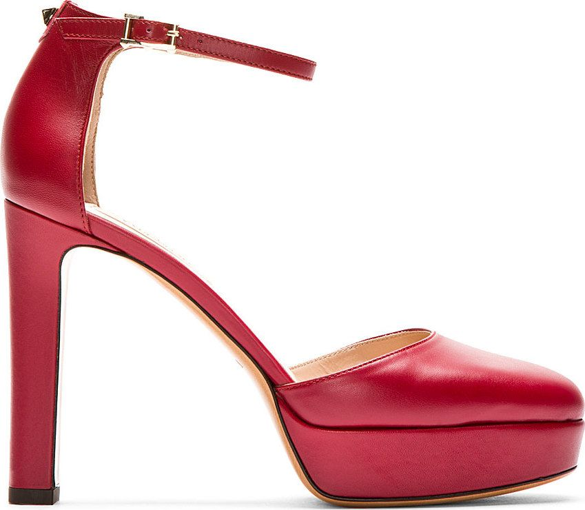 valentino-scarlet-leather-cult-pumps-cybermonday-sale