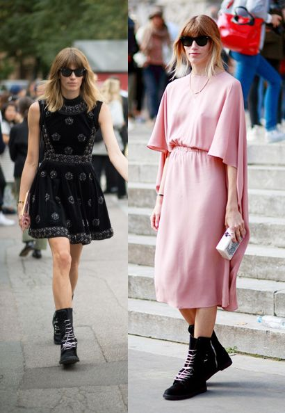 Day 4: Street Style - London Fashion Week SS15