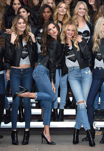 2014 Victoria's Secret Fashion Show - Photocall