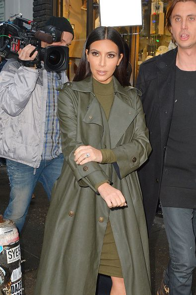 BuzzFoto Celebrity Sightings In New York - December 10, 2014