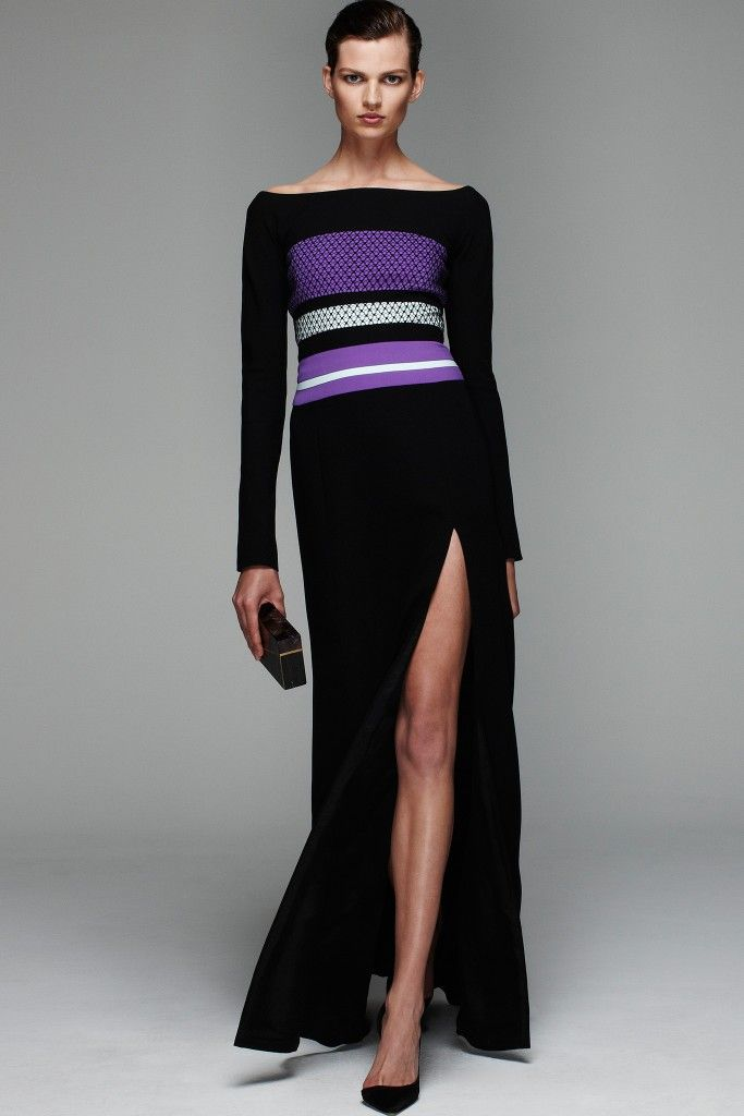 The skirt is from the Resort 2015 collection