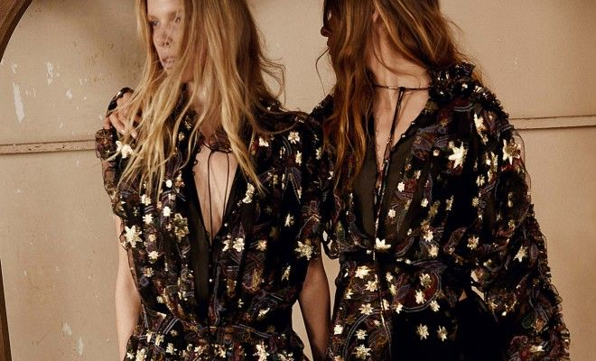 6f0abd76586 Chloé Pre-Fall 2015 collection or how to make the Seventies style work -  LaiaMagazine