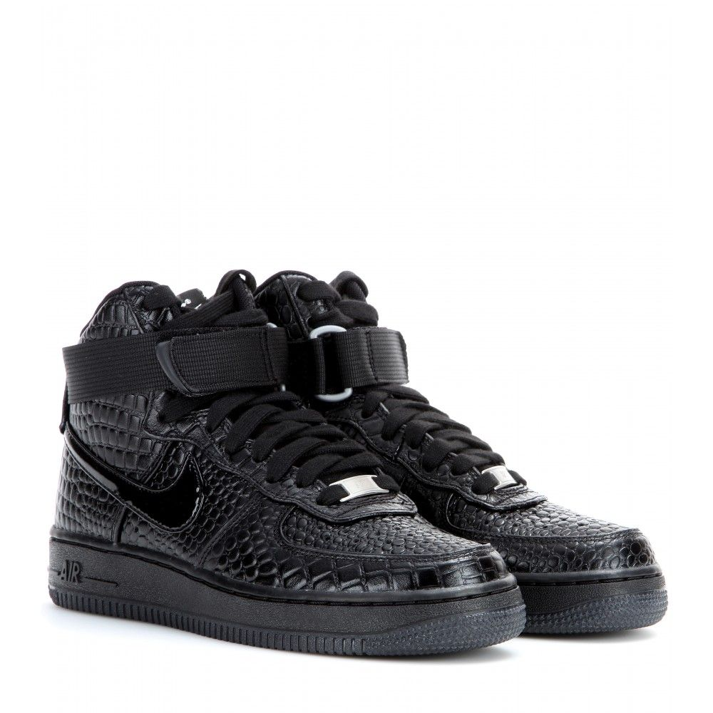 Nike Air Force 1 Crocodiles Hi De Prime