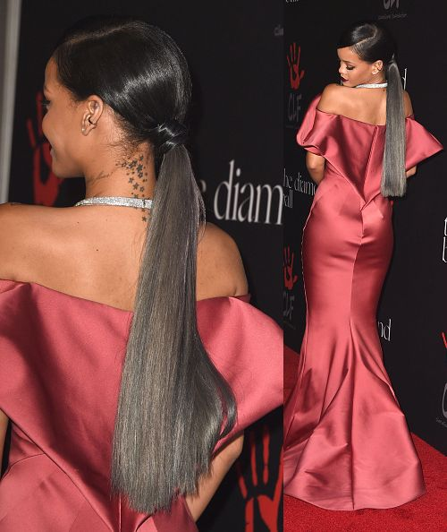 Rihanna's First Annual Diamond Ball - Arrivals