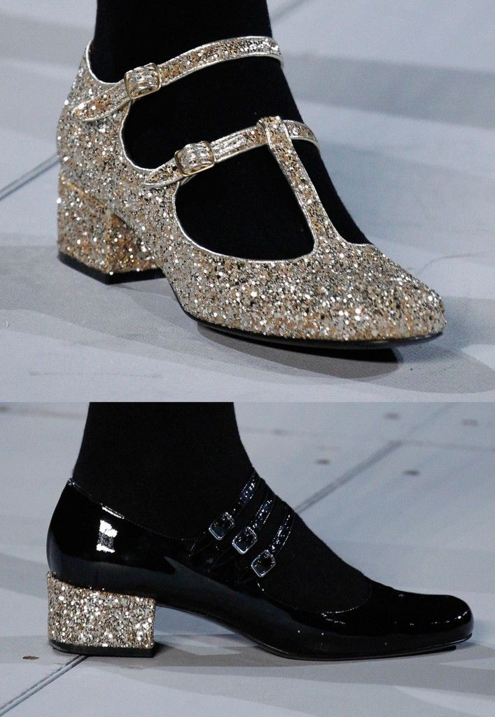 saint-laurent-glitter-finished-gold-leather-mary-janes copia