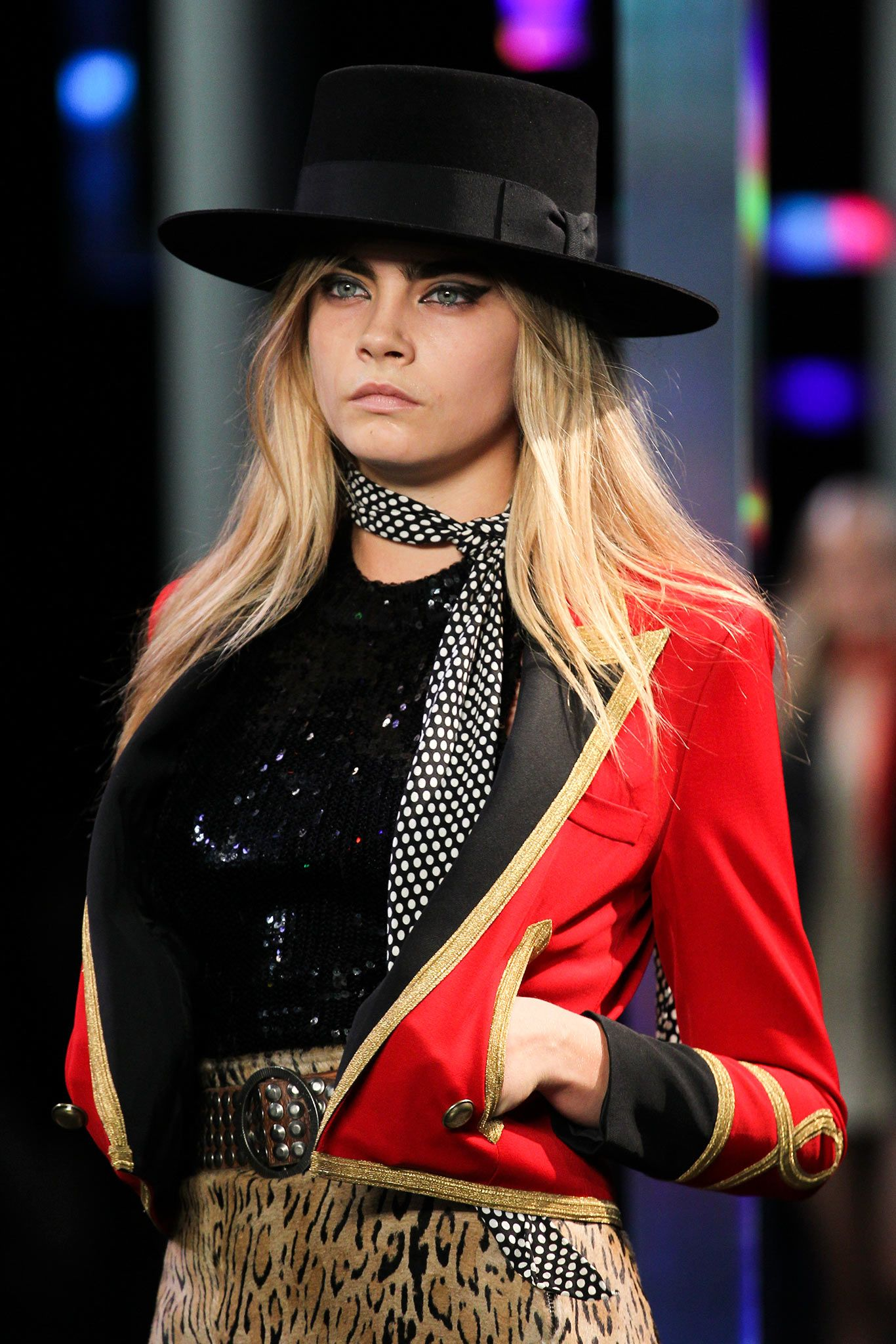 shop every single look from saint laurent spring summer 2015 collection