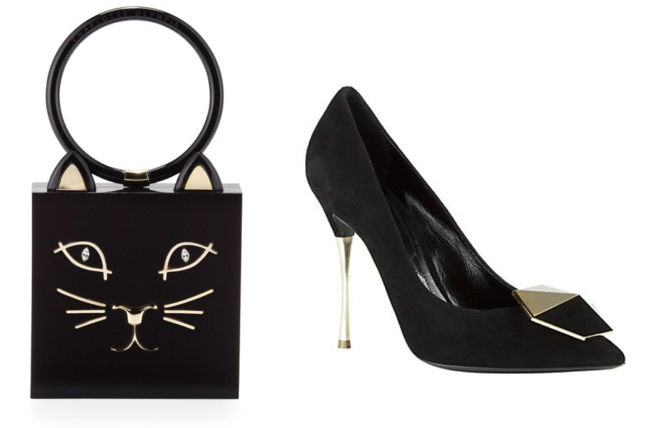 shop-charlotte-olympia-kitty-box-clutch-and-nicholas-kirwood-blea-hexagon-pumps