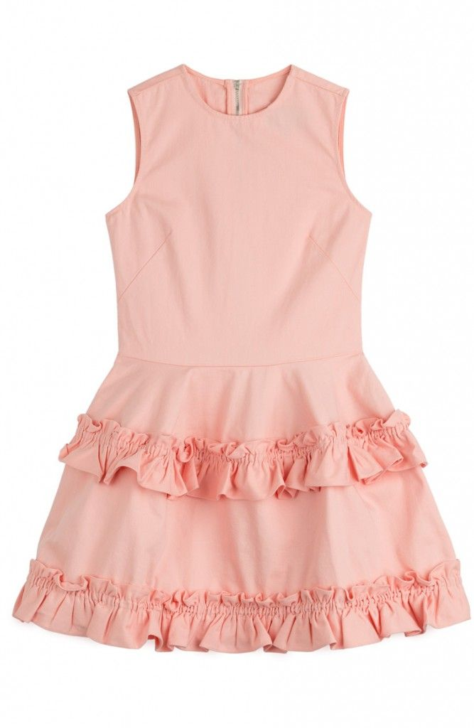 simone-rocha-j-brand-pink-frilled-dress