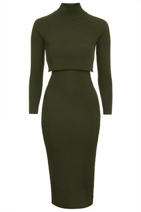 topshop-roll-neck-bodycon-mini-dress