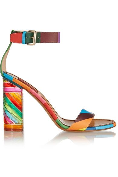 valentino-resort-2015-plexiglas-block-heel-sandals
