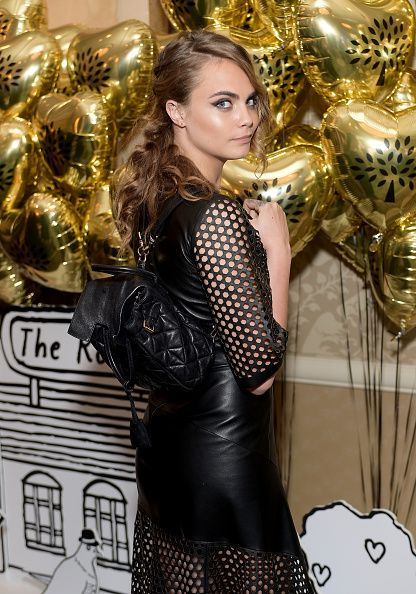 2015-BAFTA-Los-Angeles-Tea-Party-cara delevingne-mulberry-backpack