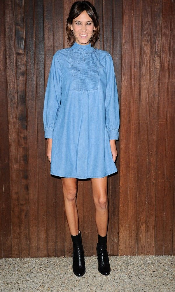 AlexaChung-Alexa-Chung-launches-her-AG-jeans-collaboration-in-los-angeles