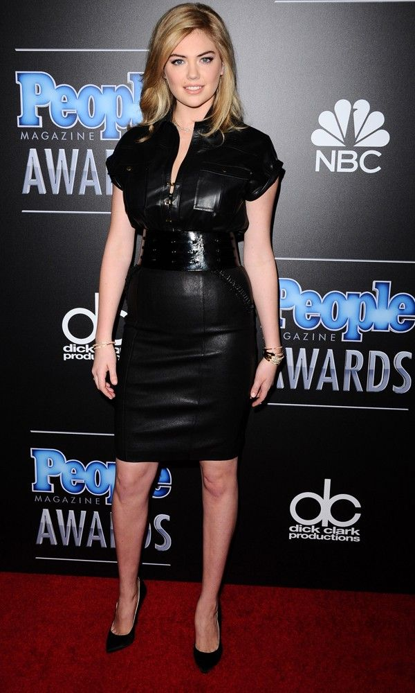 Kate Upton at the PEOPLE Magazine Awards