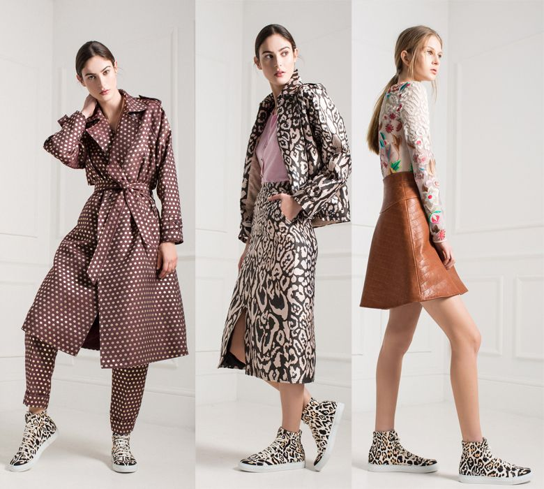 6- Temperley London Pre-Fall 2015 Leopard print high-top sneakers with every other print